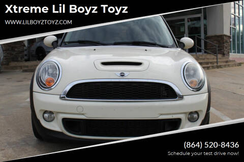 2013 MINI Hardtop for sale at Xtreme Lil Boyz Toyz in Greenville SC