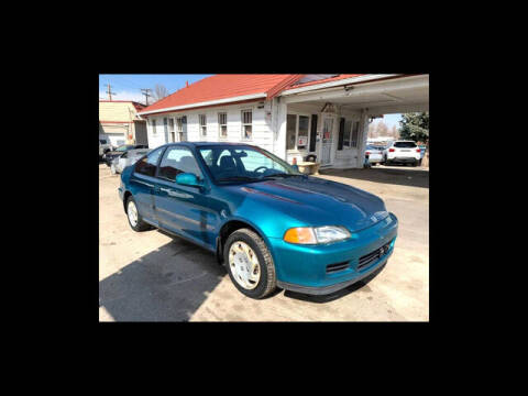 1995 Honda Civic for sale at ELITE MOTOR CARS OF MIAMI in Miami FL