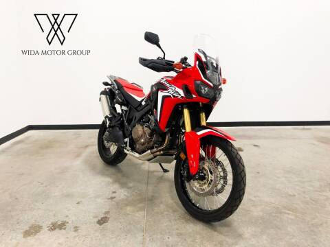 2016 Honda 1000 Africa Twin for sale at Wida Motor Group in Bolingbrook IL