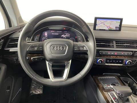 2018 Audi Q7 for sale at CU Carfinders in Norcross GA