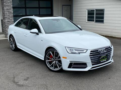 2017 Audi A4 for sale at Lux Motors in Tacoma WA