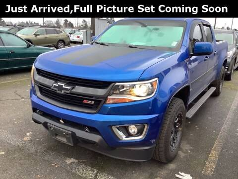 2018 Chevrolet Colorado for sale at Royal Moore Custom Finance in Hillsboro OR