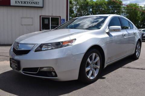 2012 Acura TL for sale at DealswithWheels in Hastings MN
