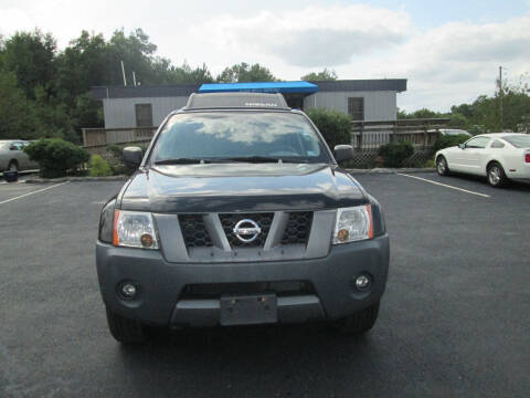 2005 Nissan Xterra for sale at Olde Mill Motors in Angier NC