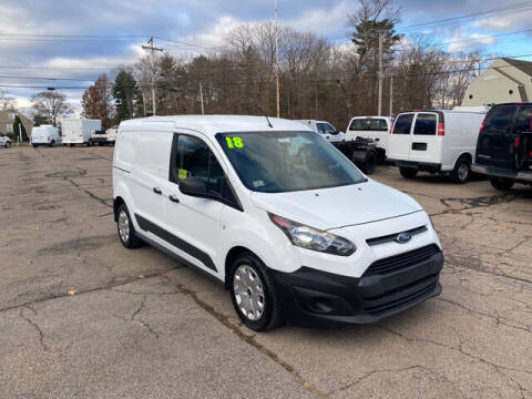 2018 Ford Transit Connect Cargo for sale at Auto Towne in Abington MA