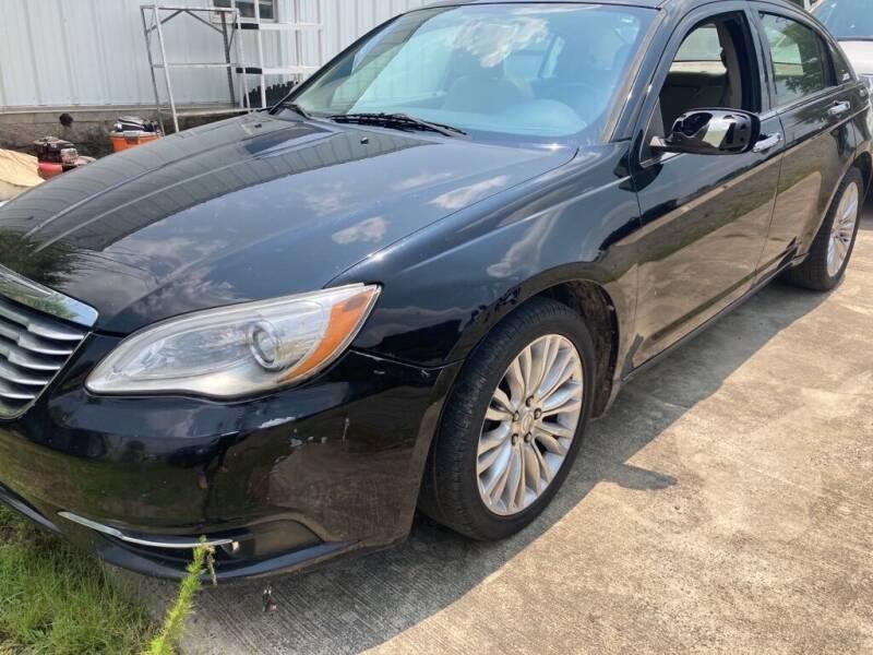 2011 Chrysler 200 for sale at Arkansas Car Pros in Cabot AR