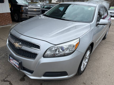 2013 Chevrolet Malibu for sale at New Wheels in Glendale Heights IL