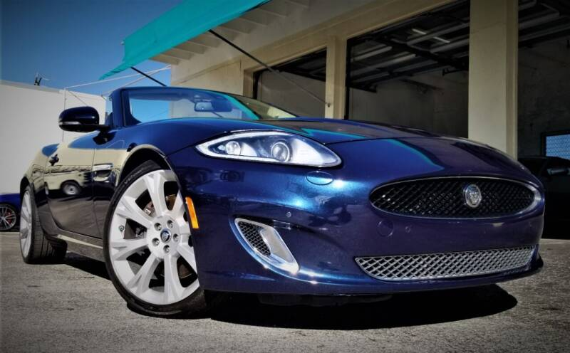 2013 Jaguar XK for sale at Progressive Motors in Pompano Beach FL
