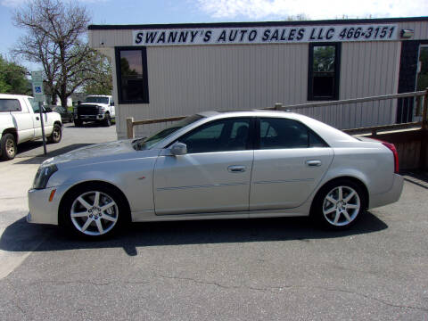 2004 Cadillac CTS-V for sale at Swanny's Auto Sales in Newton NC