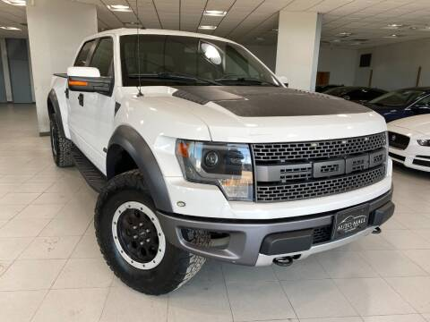 2013 Ford F-150 for sale at Auto Mall of Springfield in Springfield IL