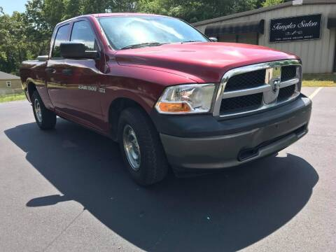 2011 RAM Ram Pickup 1500 for sale at Happy Days Auto Sales in Piedmont SC