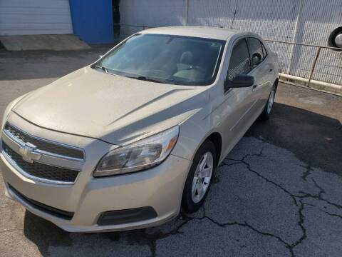 2013 Chevrolet Malibu for sale at Lincoln County Automotive in Fayetteville TN