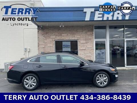 2020 Chevrolet Malibu for sale at Terry Auto Outlet in Lynchburg VA