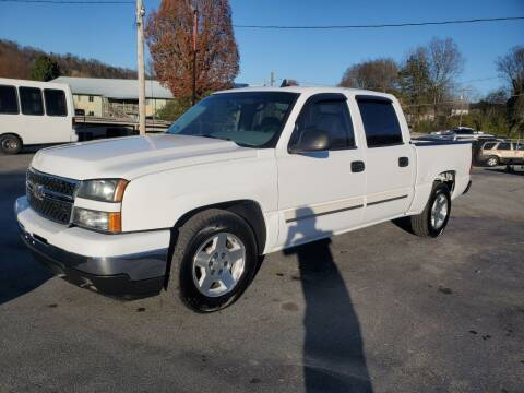 2006 Chevrolet Silverado 1500 for sale at MCMANUS AUTO SALES in Knoxville TN