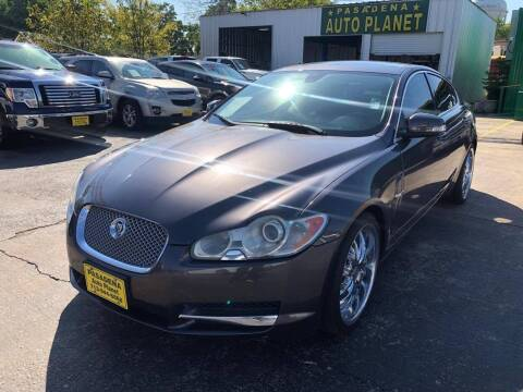 2009 Jaguar XF for sale at Pasadena Auto Planet in Houston TX