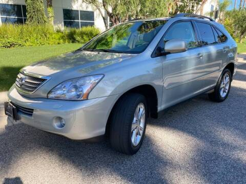 2008 Lexus RX 400h for sale at Donada  Group Inc in Arleta CA
