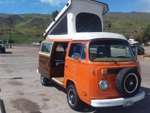 1974 Volkswagen Vanagon for sale at Integrity Auto Group in Langhorne PA