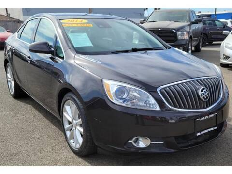 2014 Buick Verano for sale at ATWATER AUTO WORLD in Atwater CA