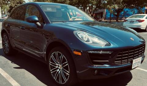 2015 Porsche Macan for sale at ALL CREDIT AUTO SALES in San Jose CA