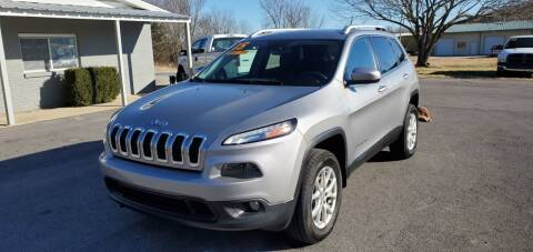 2015 Jeep Cherokee for sale at Jacks Auto Sales in Mountain Home AR