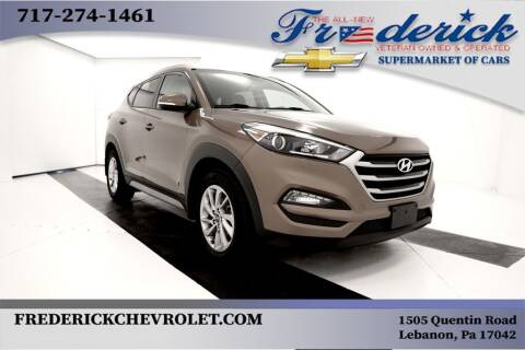 2017 Hyundai Tucson for sale at Lancaster Pre-Owned in Lancaster PA