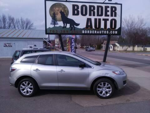2007 Mazda CX-7 for sale at Border Auto of Princeton in Princeton MN