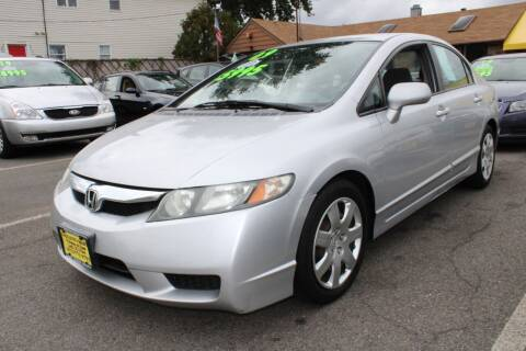 2009 Honda Civic for sale at Lodi Auto Mart in Lodi NJ