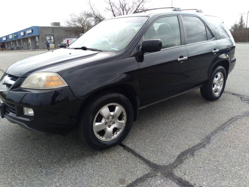 2006 Acura MDX for sale at Jan Auto Sales LLC in Parsippany NJ