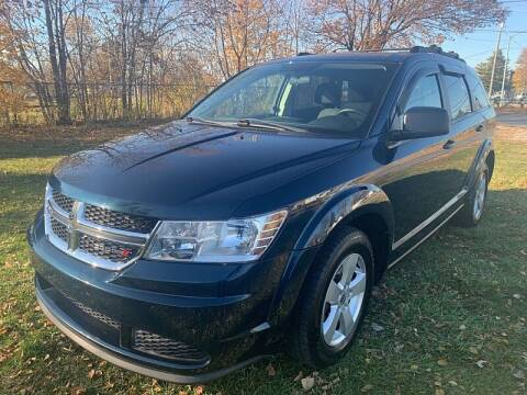 2014 Dodge Journey for sale at CItywide Auto Credit in Oregon OH