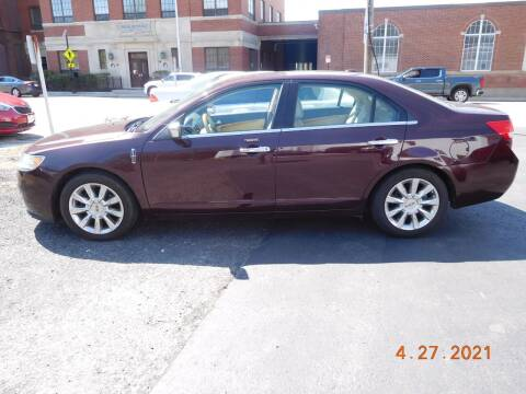 2012 Lincoln MKZ for sale at Southbridge Street Auto Sales in Worcester MA