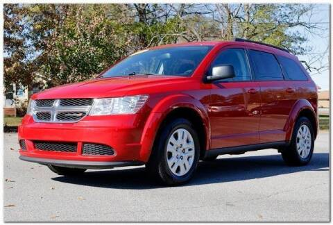 2016 Dodge Journey for sale at WHITE MOTORS INC in Roanoke Rapids NC
