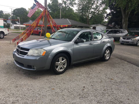 2009 Dodge Avenger for sale at Antique Motors in Plymouth IN