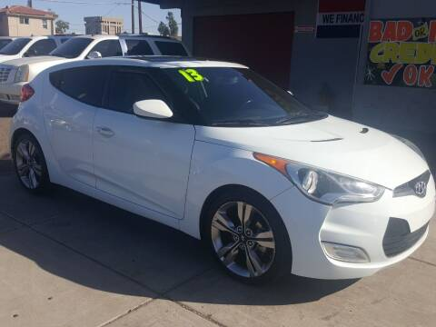 2013 Hyundai Veloster for sale at Sunday Car Company LLC in Phoenix AZ