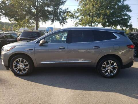 2018 Buick Enclave for sale at Econo Auto Sales Inc in Raleigh NC