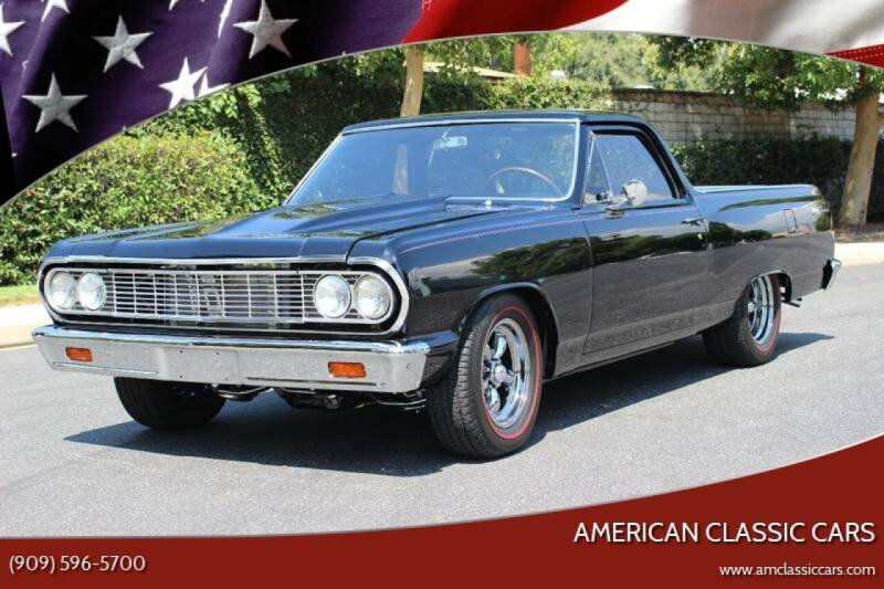 1964 Chevrolet El Camino for sale at American Classic Cars in La Verne CA