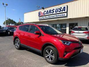 2017 Toyota RAV4 for sale at Cars USA in Virginia Beach VA