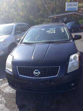 2009 Nissan Sentra for sale at Carlisle Cars in Chillicothe OH