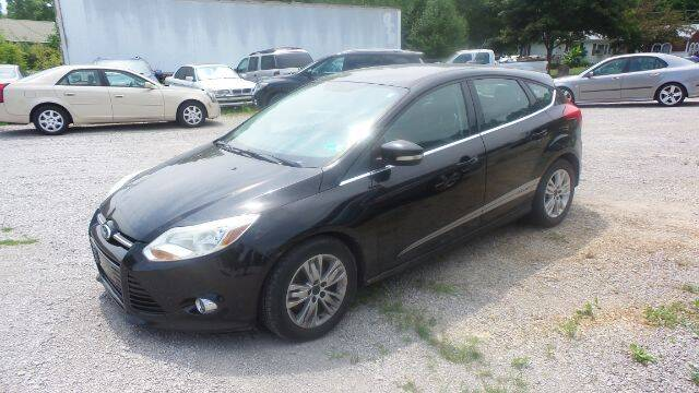 2012 Ford Focus for sale at Tates Creek Motors KY in Nicholasville KY