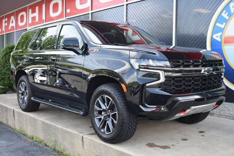 2021 Chevrolet Tahoe for sale at Alfa Romeo & Fiat of Strongsville in Strongsville OH