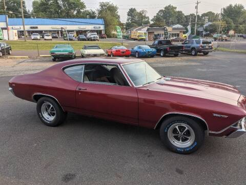 1969 Chevrolet Chevelle for sale at Cash 4 Cars in Penndel PA