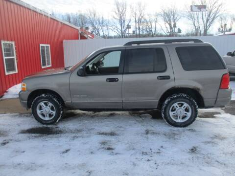 2005 Ford Explorer for sale at Chaddock Auto Sales in Rochester MN