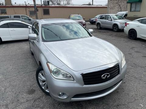 2011 Infiniti M37 for sale at Some Auto Sales in Hammond IN