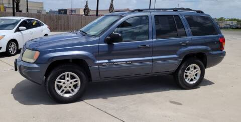 2004 Jeep Grand Cherokee for sale at Budget Motors in Aransas Pass TX