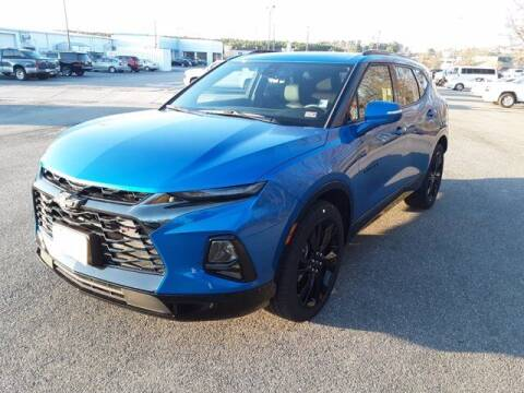 2021 Chevrolet Blazer for sale at Strosnider Chevrolet in Hopewell VA