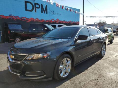 2015 Chevrolet Impala for sale at DPM Motorcars in Albuquerque NM