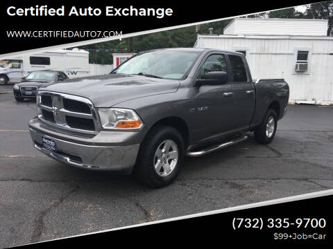 2009 Dodge Ram Pickup 1500 for sale at Certified Auto Exchange in Keyport NJ