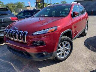 2015 Jeep Cherokee for sale at Car Depot in Detroit MI