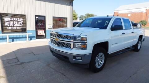 2014 Chevrolet Silverado 1500 for sale at Mid Kansas Auto Sales in Pratt KS