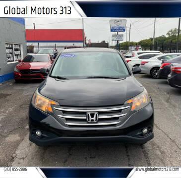 2012 Honda CR-V for sale at Global Motors 313 in Detroit MI