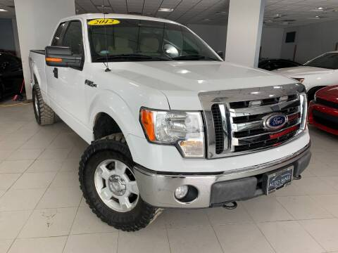 2012 Ford F-150 for sale at Auto Mall of Springfield in Springfield IL